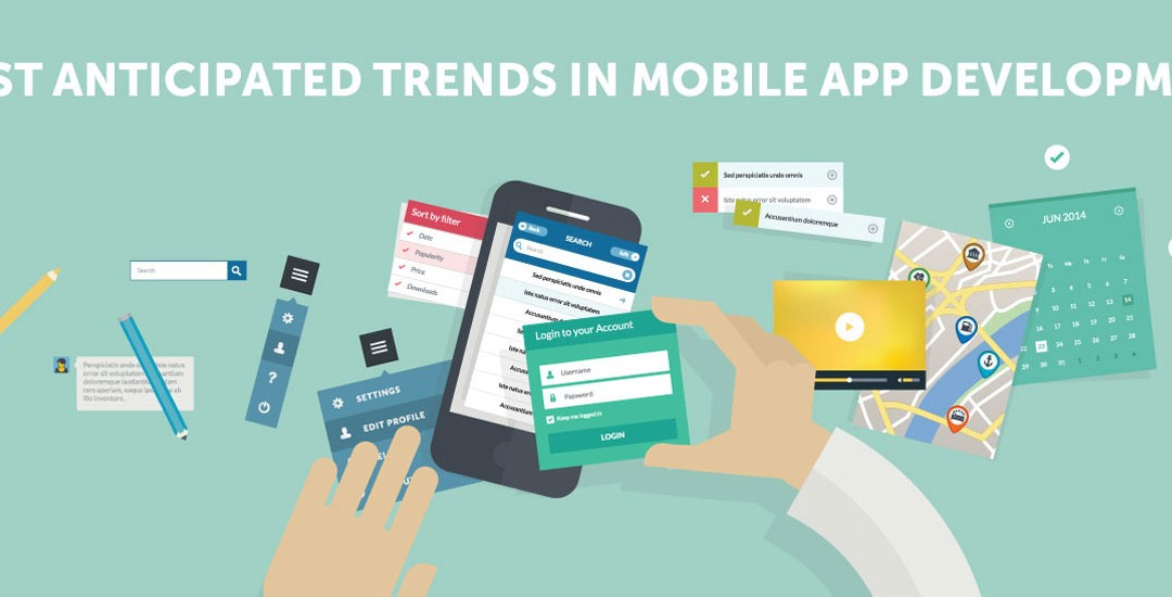2015 App Development Trends Likely to Flourish in 2016
