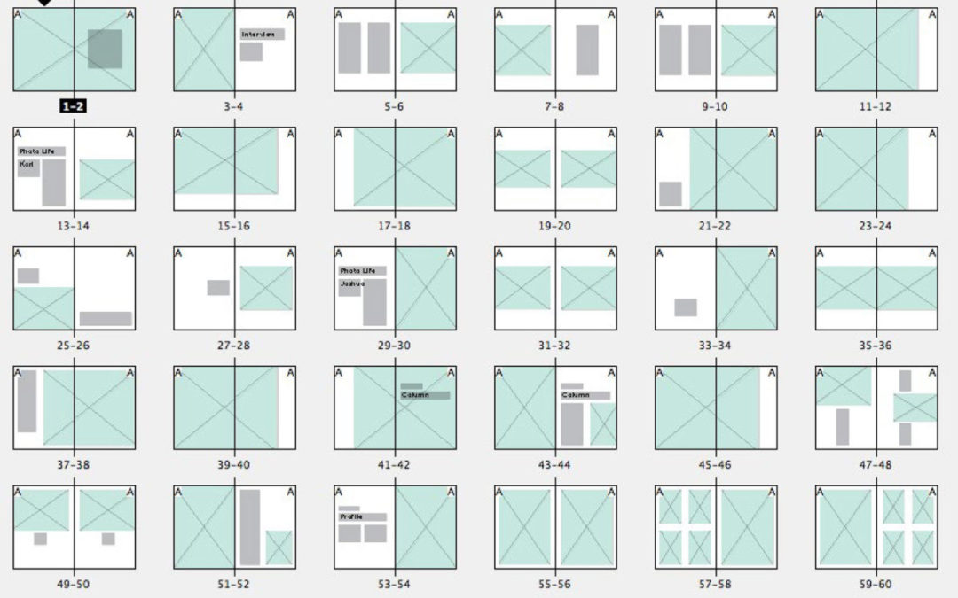 Use of Flat Planning Software for Publishers